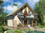 Проект каменного дома КД-11